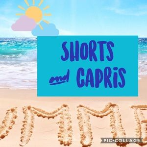 Pants - Shorts and capris. I will be adding to this group!